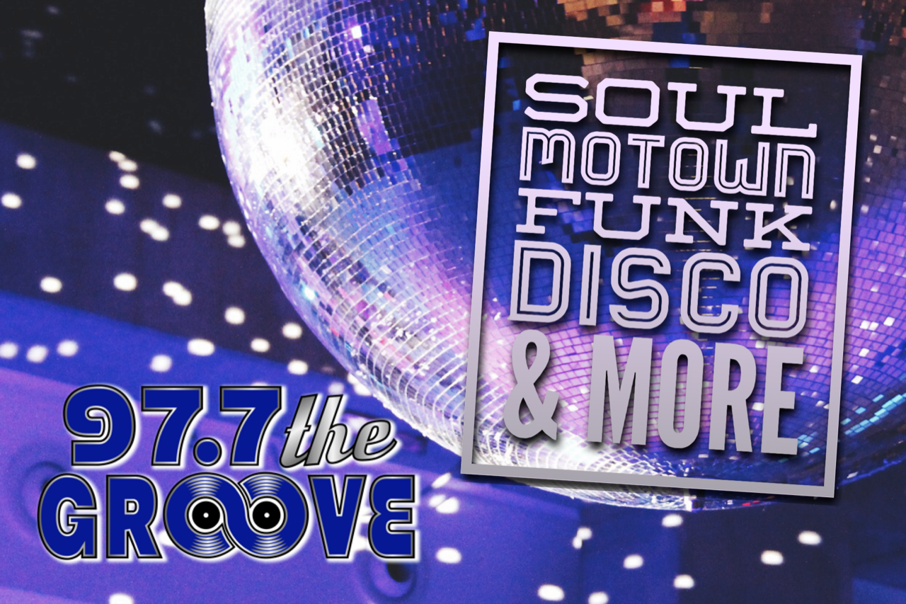 We play Soul, Motown, Funk, Disco & more